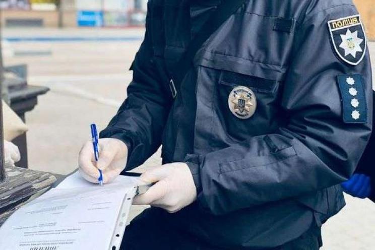 Правоохранители и чрезвычайники Хмельниц…