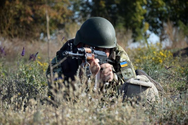 Минулої доби ворог на Донбасі п'ять разі…