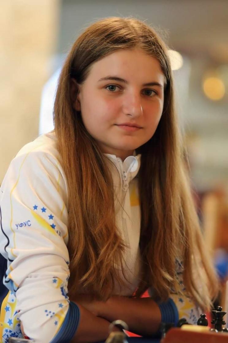Шахматистка из Краматорска победила в че…