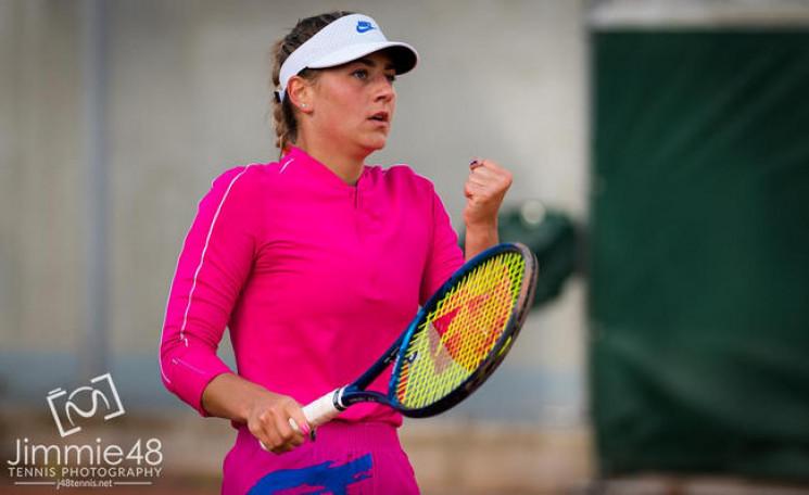 Украинская теннисистка феерично прорвала…