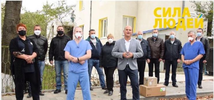 Місцеві вибори на Тернопільщині: Кандида…