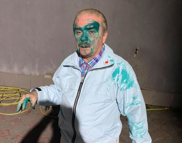 В Тернополе кандидата на должность мэра…