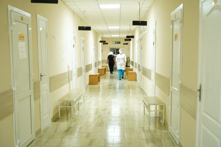 Як виборці, яких госпіталізовано в лікар…