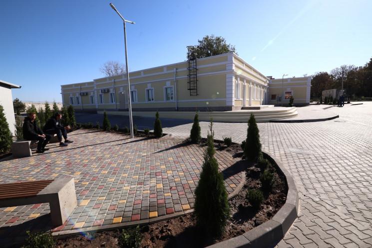 В Одеській інфекційці на базі колишньої…