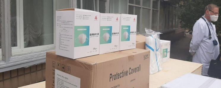 В Харькове больницы получили 24 аппарата…