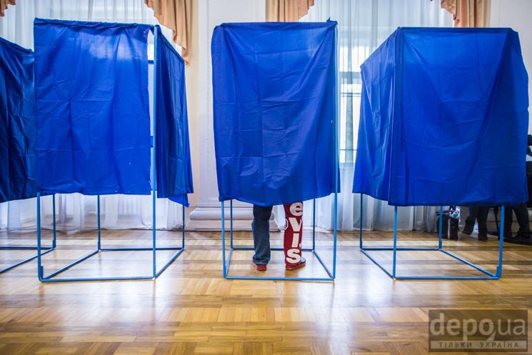 Місцеві вибори та опитування Зеленського…