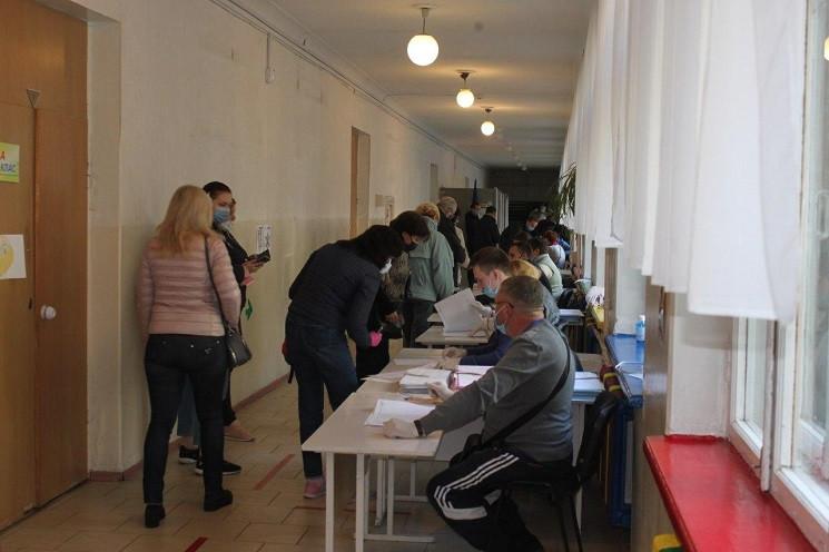 Местные выборы в Днепре: Что происходит…