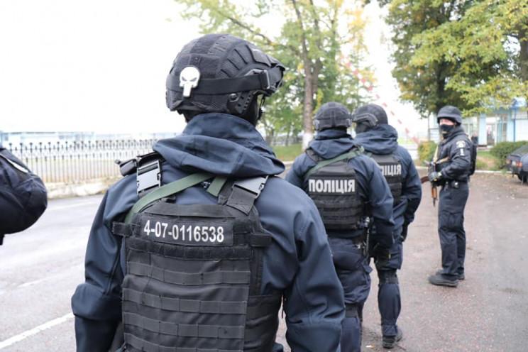 На Закарпатье в день выборов к работе за…
