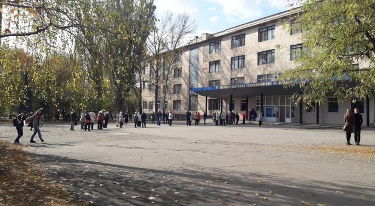 На Луганщині зафіксували кілька випадків…