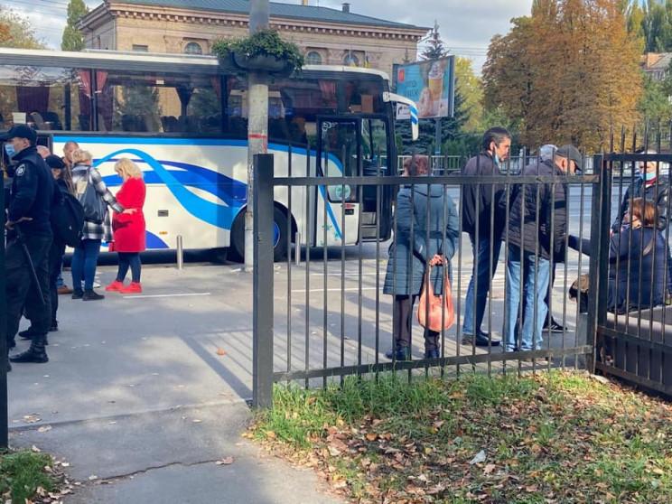 До Києва привезли 130 жителів Житомирщин…