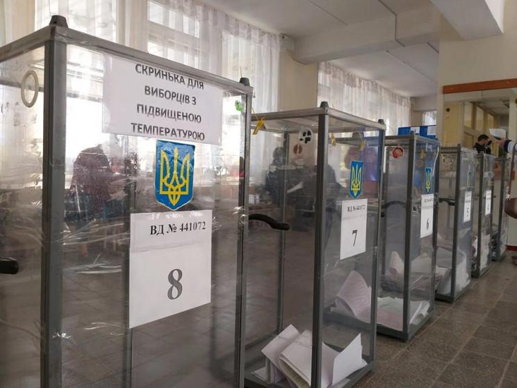 На Луганщині виборчі дільниці вже відвід…