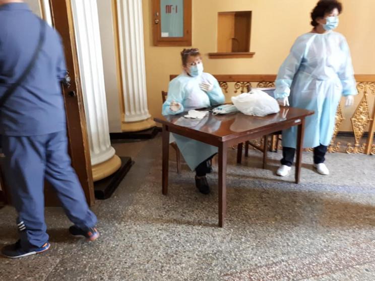 На Дніпропетровщині жінка знепритомніла…