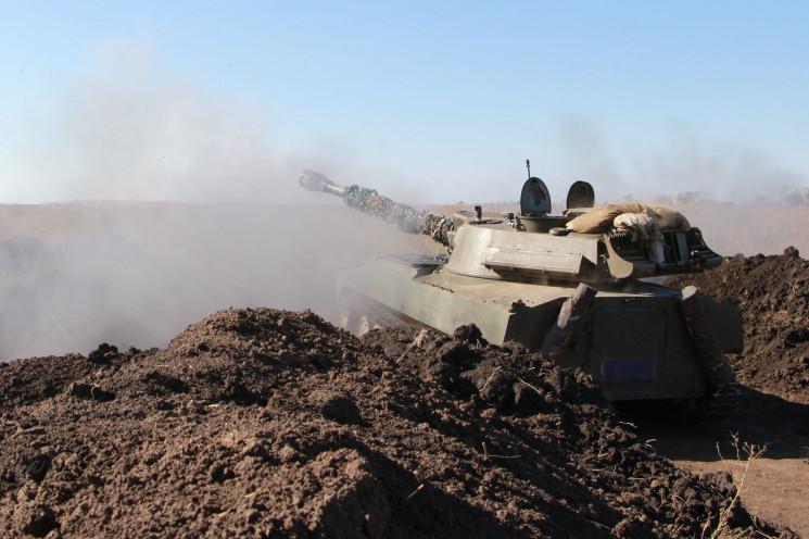 Вихідні в ООС: Пожежі на Луганщині і вор…