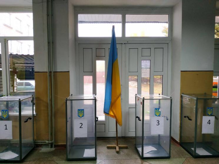 Явка виборців у Львові становить 38,6%…