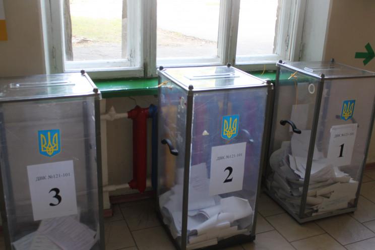 На Дніпропетровщині у день виборів відкр…