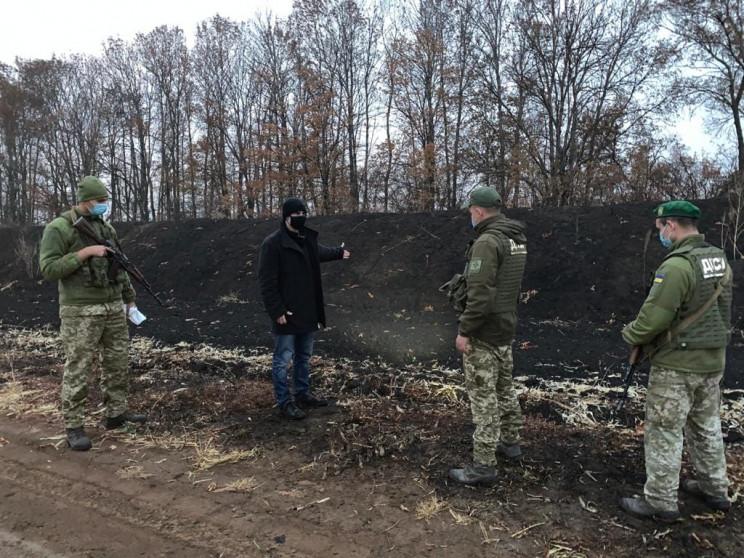 На Харківщині затримали угорця, якого на…