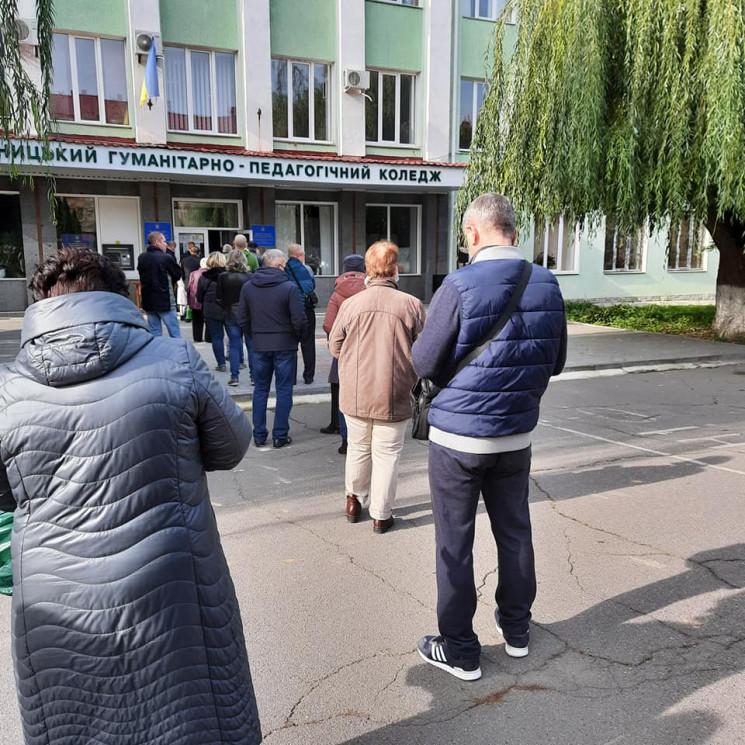 В ЦВК повідомили явку на місцевих вибора…