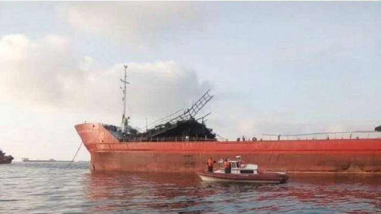 Росіяни зупинили пошук моряків, зниклих…