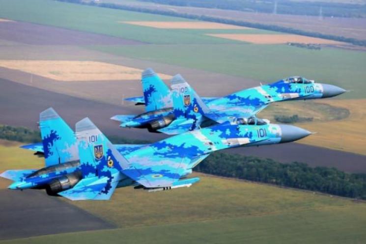 Как Украина развивает свою армию: Авиаци…