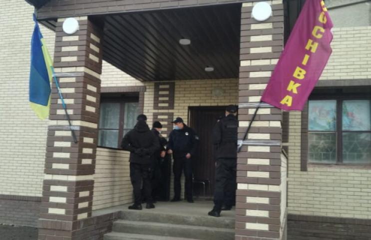 На Сумщині поліція оголосила підозру гол…