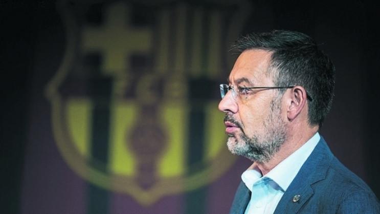 """Скандального президента """"Барселони"""" несп…"""
