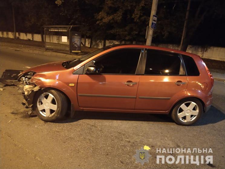 На Бєлгородському шосе розбилися легкови…
