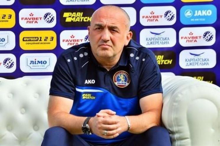 Тренер, якого вигнали з українського клу…