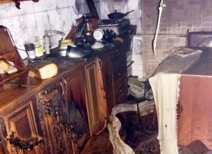 На херсонском курорте был подожжен жилой…