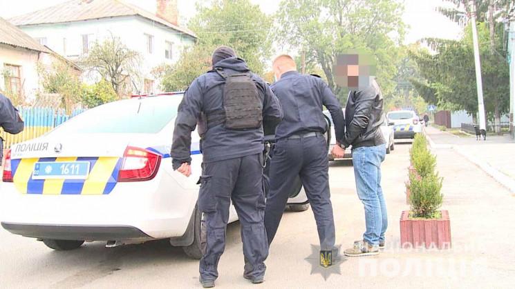 Поліція оголосила про підозру зловмисник…