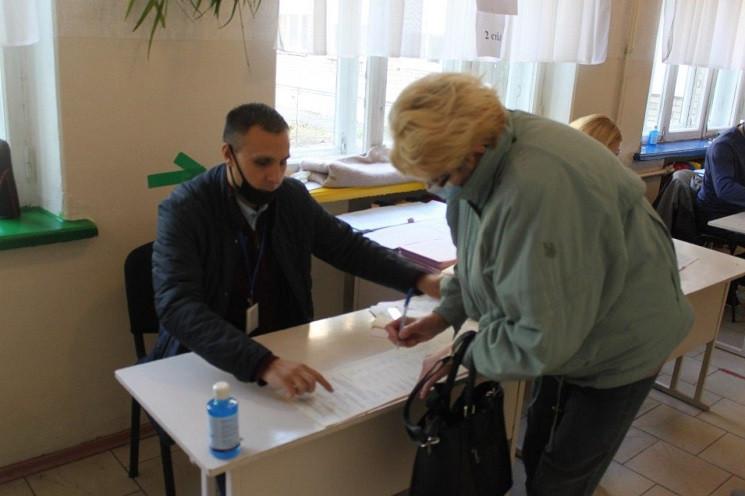 Параллельный подсчет голосов: В Николаев…