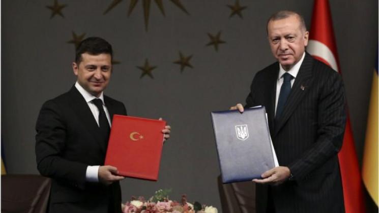 Ердоган нібито заявив, що Крим треба пов…