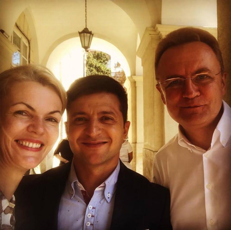 Жена и теща мэра Львова заразились корон…