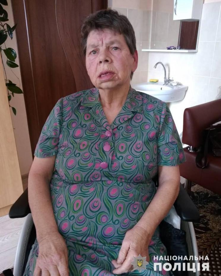 Вінничан просять допомогти упізнати жінк…