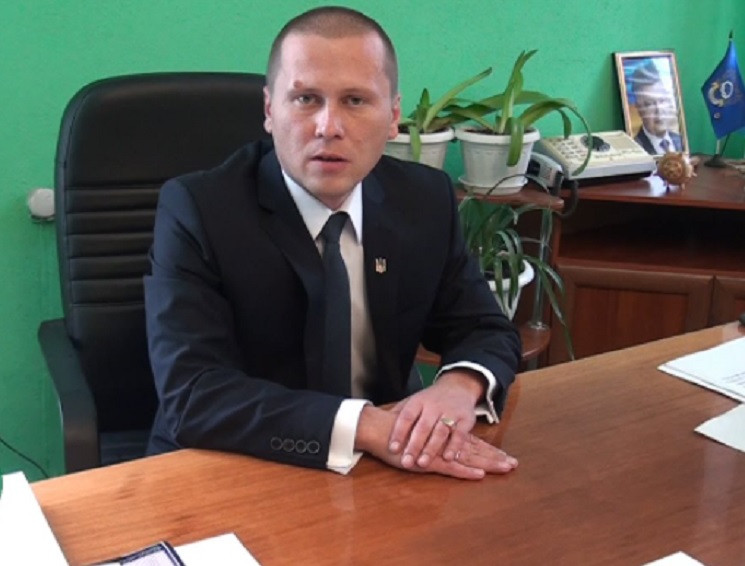 На Николаевщине горсовет Нового Буга поз…
