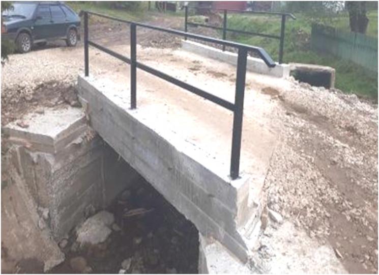 На Долинщині відновили зруйновані паводк…