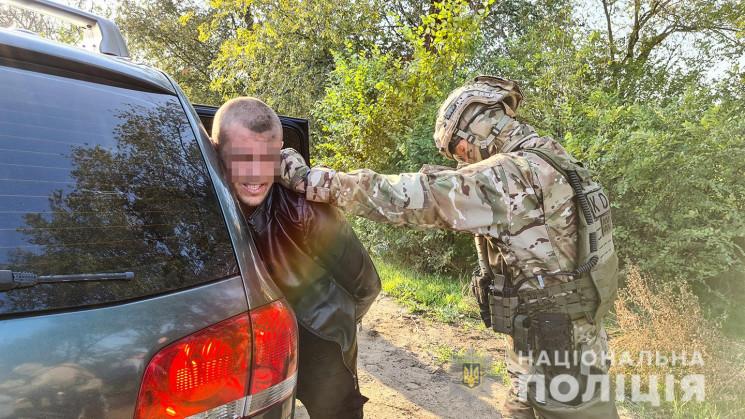 Как спецназовцы задержали серийных разбо…