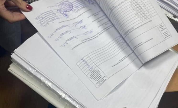 Полтавська ТВК опрацювала 93% бюлетенів…