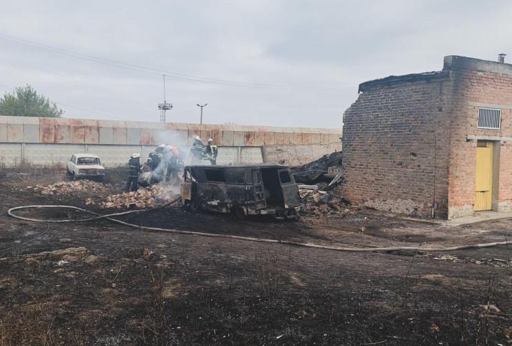 "На Харьковщине из-за взрыва газа без ""го…"