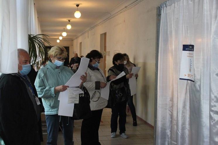 """На Николаевщине партия """"Слуга народа"""" вы…"""