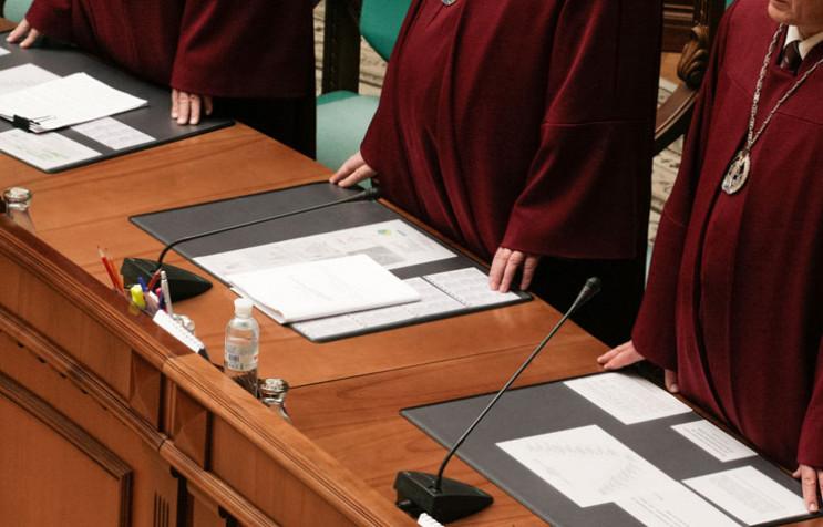 Помста чи змова суддів: Скількох корупці…