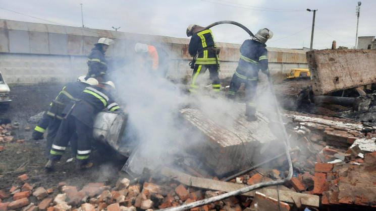 Число жертв взрыва газа на Харьковщине в…