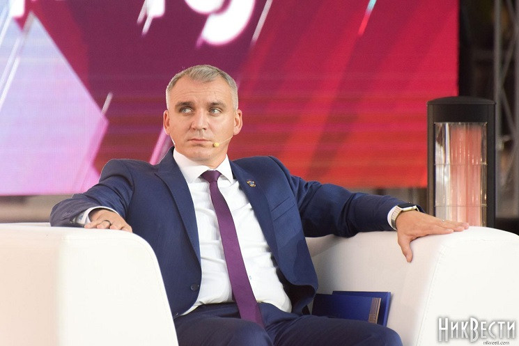 Мэр Николаева Сенкевич потребует от поли…