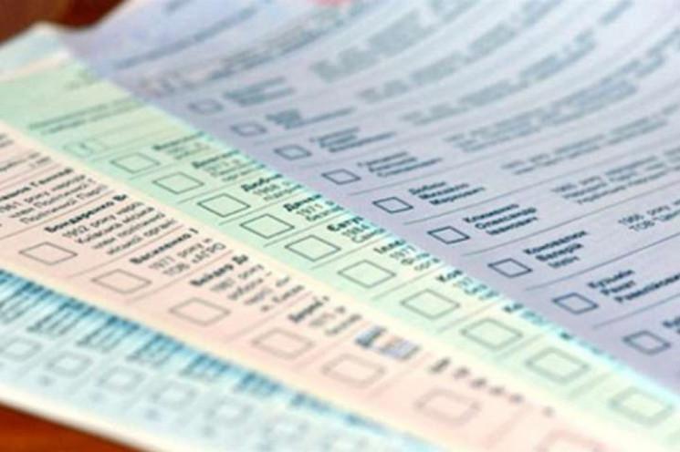 На Харьковщине посчитали треть голосов н…