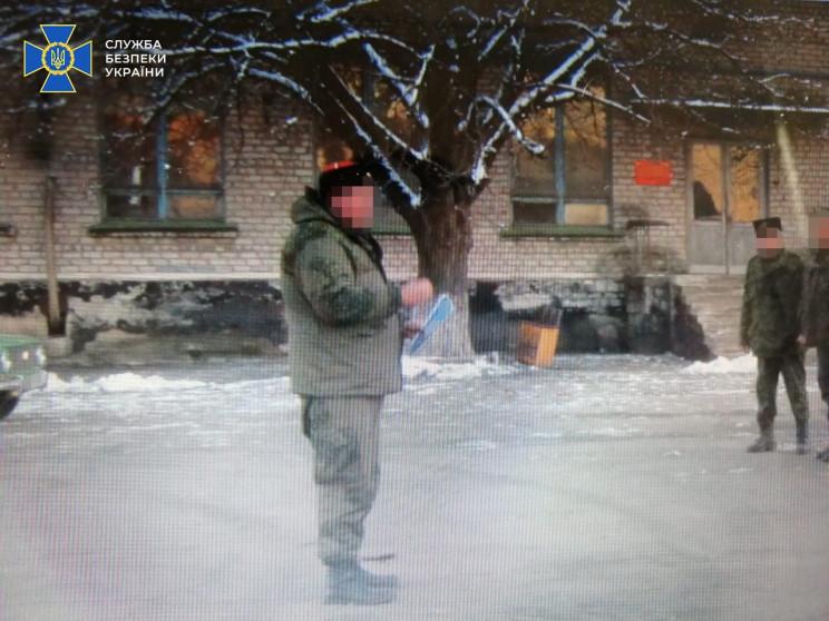 """В Києві піймали """"народного міліціонера Л…"""