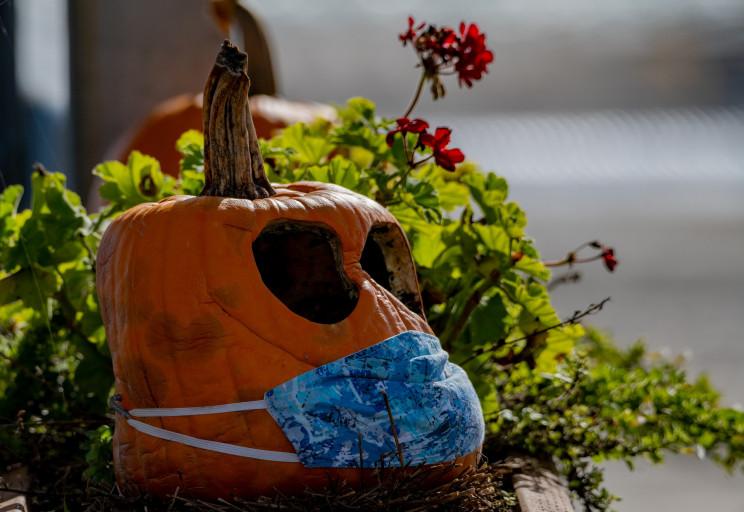 Кавана скелях, Halloween party, стрибки…