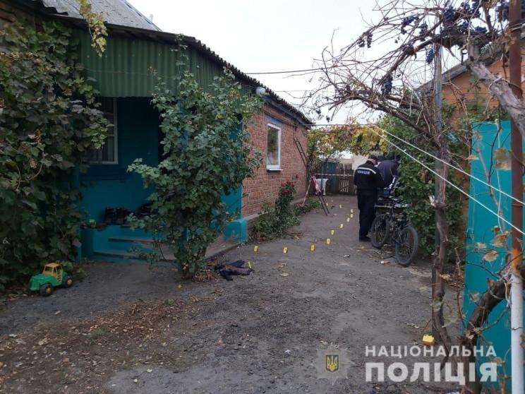 На Харьковщине в результате взрыва девят…