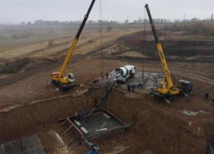 На Луганщине началось строительство 150…