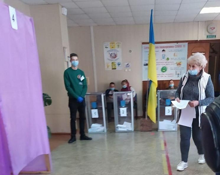 """Місцеві вибори на Дніпропетровщині: """"Слу…"""