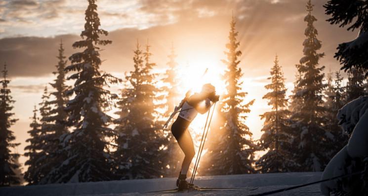 Старт біатлоннного сезону в Норвегії ска…