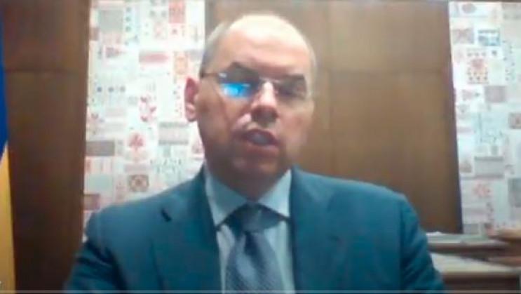 Степанов не виключає запровадження каран…